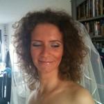 Curlsys Bruidskapsel